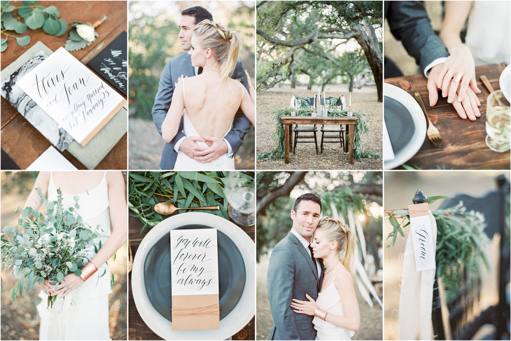 Featured: 100 Layer Cake // Kristina Adams Photography
