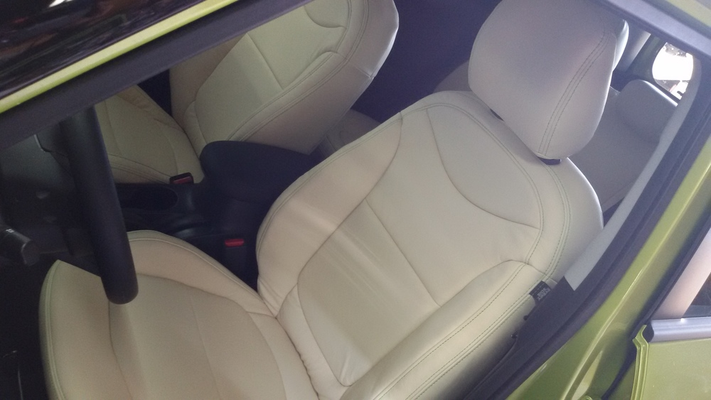car upholstery cleaning tampa