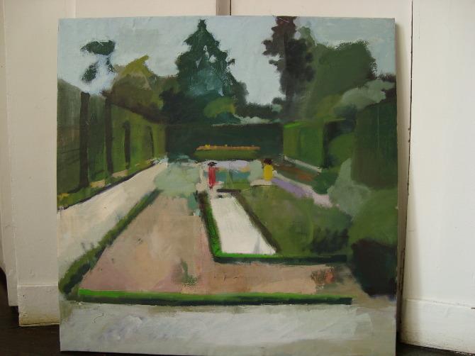 Haniya Rae Les Jardins de Bagatelle