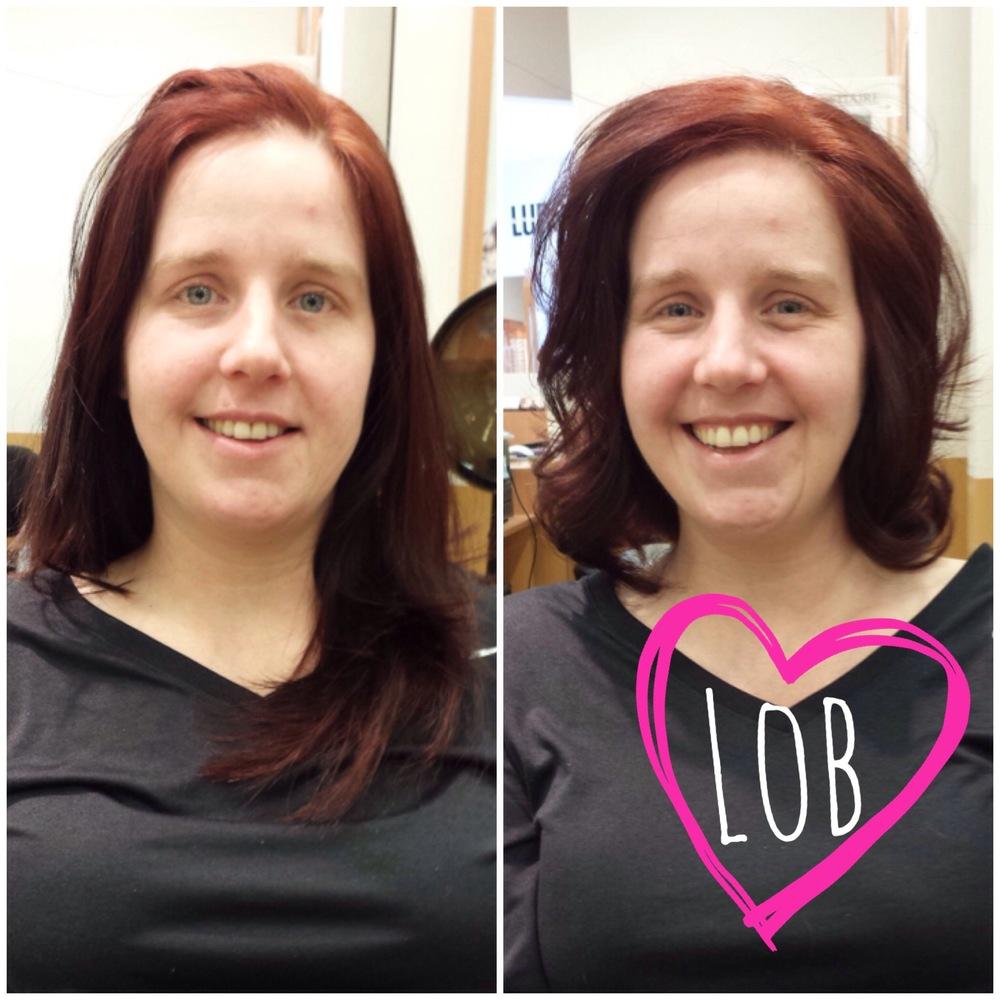 Rachel Frechette Gerante,Sears Hair Studio inLes Rivieres Trois Rivieres, Quebec Canada