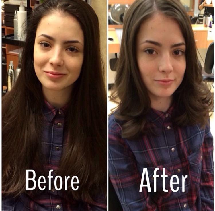Calogera Martorana, Sears Hair Studio   D'Anjou, Montreal, Quebec Canada
