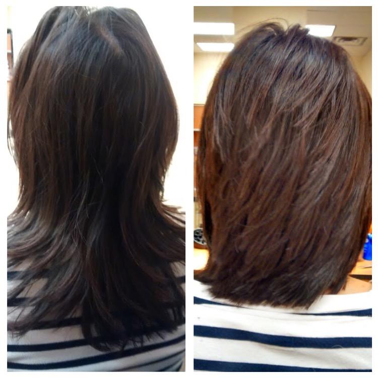 Sabina Maria Rusu, Sears Hair Studio Boul, Labelle Rosemere, Quebec