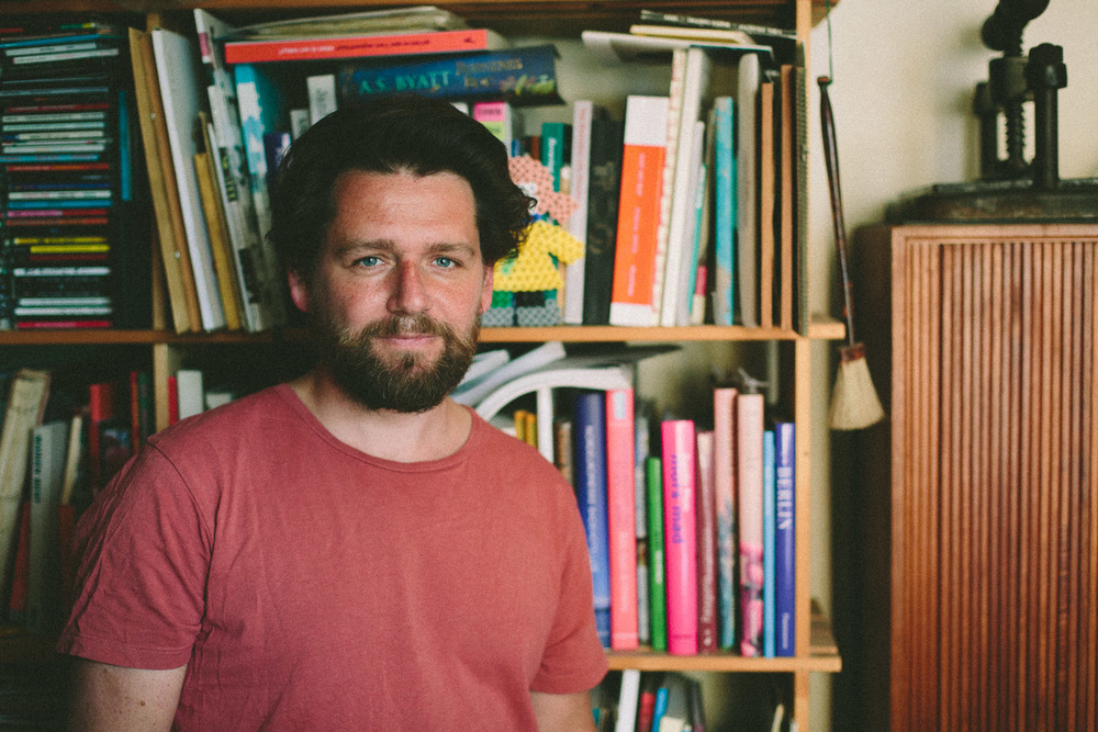 Illustrator Jan Oksbøl Callesen