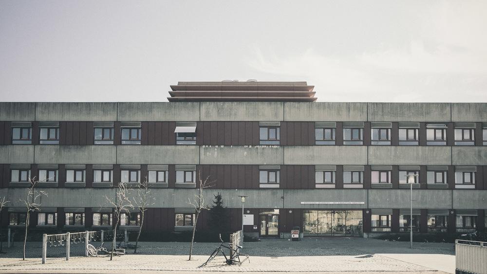 Gammel KUA,Copenhagen University