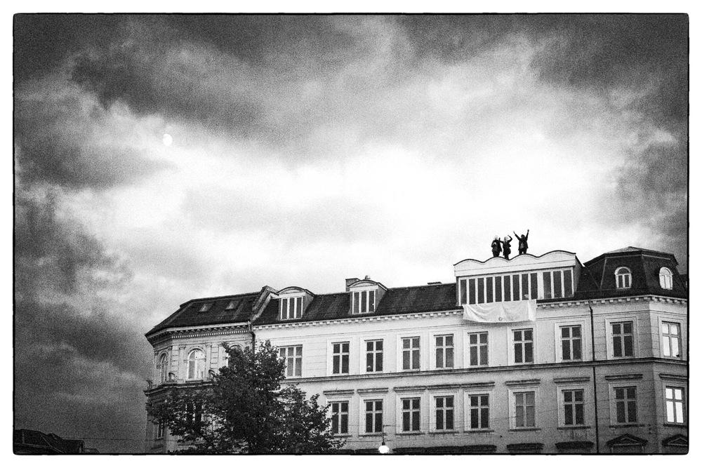 Distortion street party, Copenhagen, by Kasper Nybo Photography