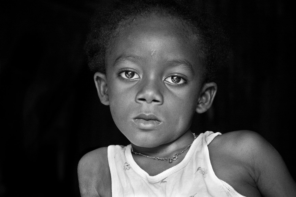 Joonia is a strong girl. Her aunt has given all she can to ensure a normality in Joonias life, but worries for Joonias future as the family struggles with the reality of terrible living conditions and the lack of basic sanitation, food and clean water, and are dependent on help from the outside.