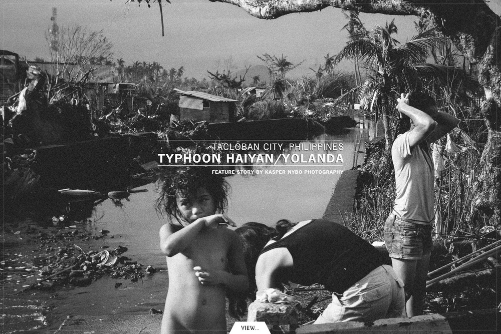 Feature story from the aftermath of the typhoon Haiyan, Philippines. #survivors
