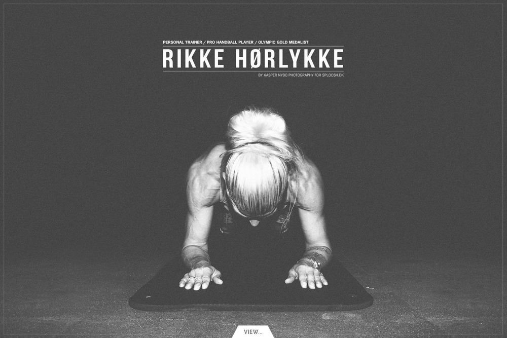 Raw, unpolished and real - Rikke Hørlykke Performance. #people