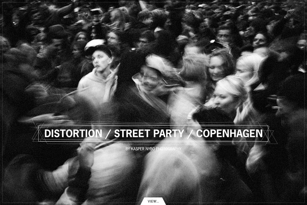 Explore the beautiful mess as Distortion explodes in the streets of Copenhagen, Denmark. #people