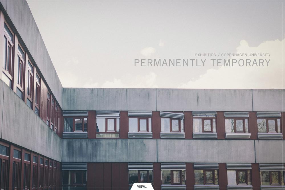 Exhibition for Copenhagen University faculty of Humanities. #stages