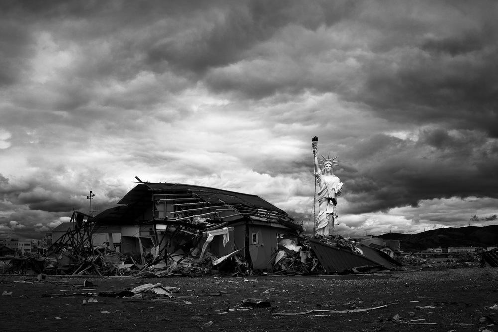 > Full story here:  Japan tsunami & earthquake