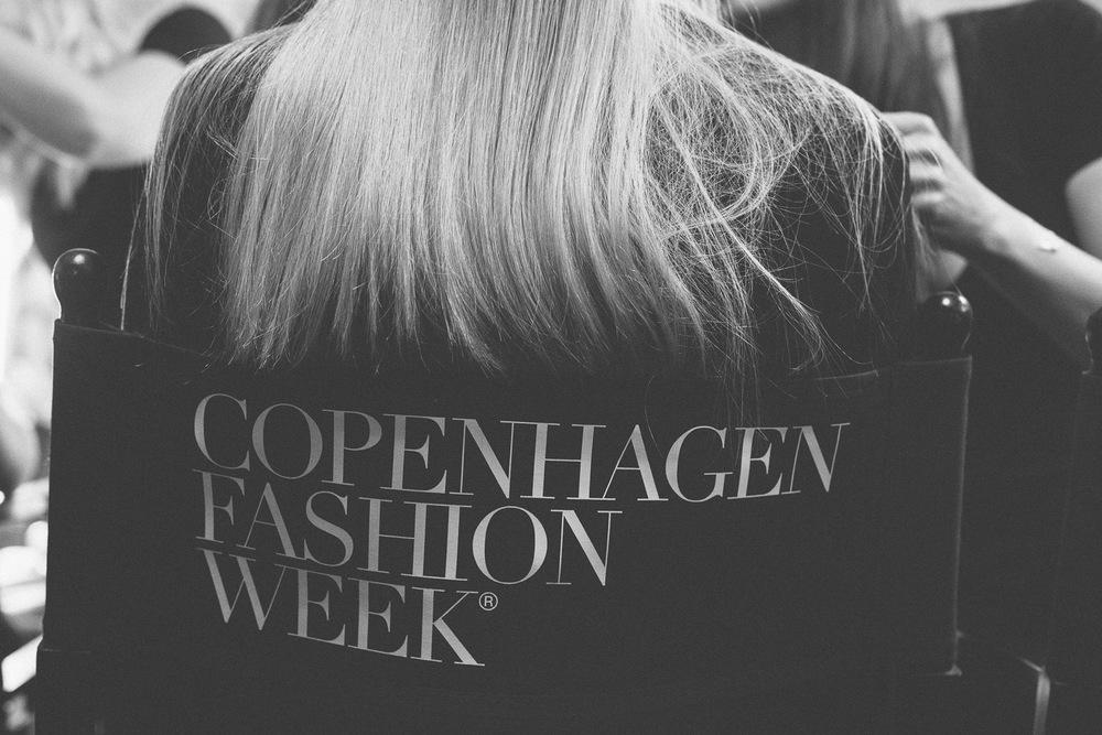 Copenhagen Fashion Week BTS