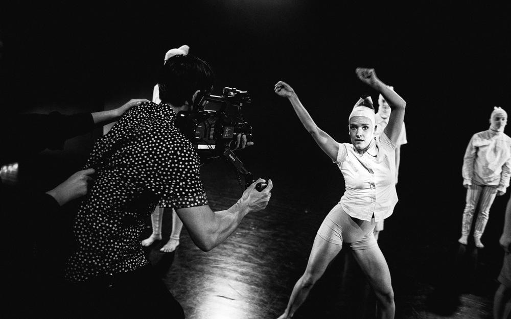 Trailer produktion i Dansekapellet