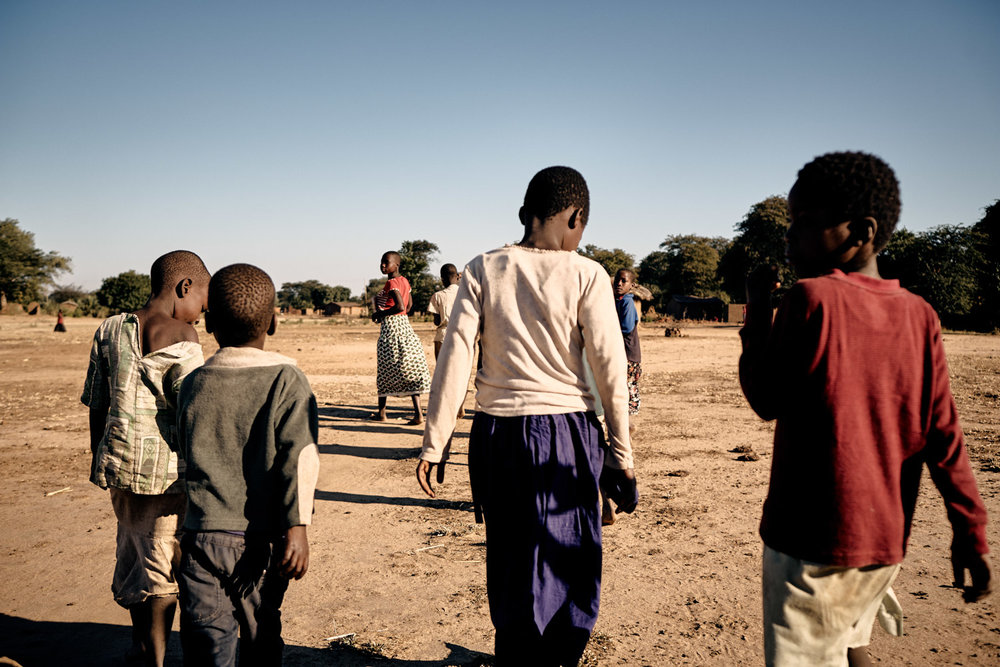 Drought in Malawi -for Red Cross