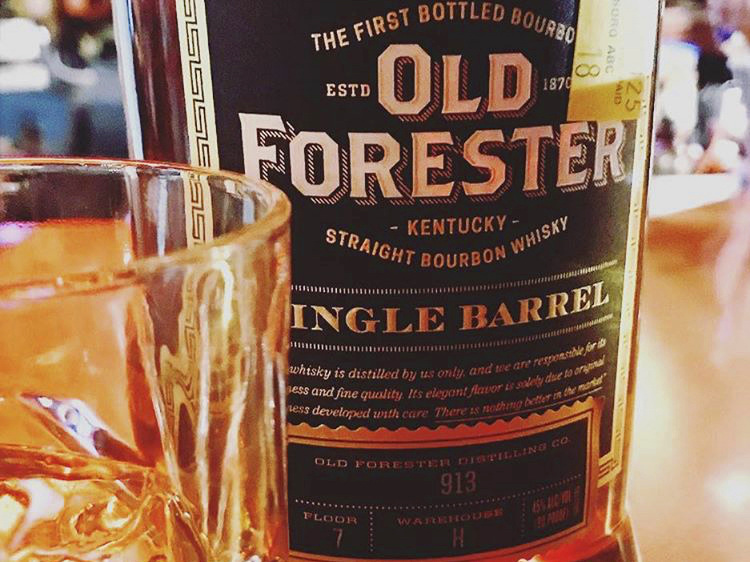 Old Forester 913 Single Barrel