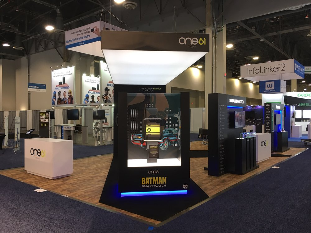 5ba9b00fb22 One61 is back at CES! — Bioworld