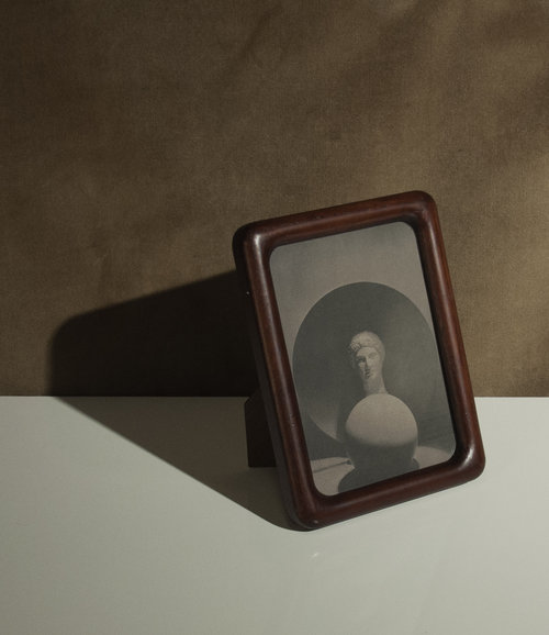 Cherry Wood Frame — GAMIN