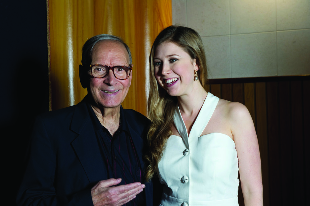 Keeping Score with Morricone: Hayley Westenra    INTERVIEW MAGAZINE  |  OCTOBER 3, 2011