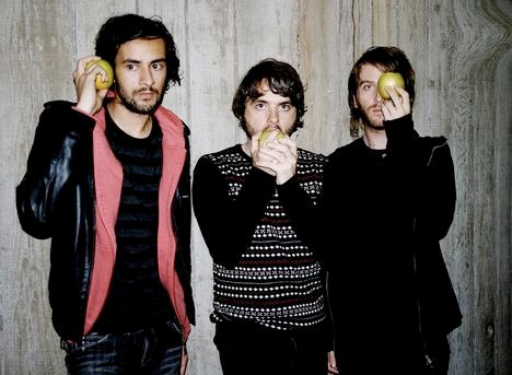 Midnight Juggernauts Take a Working Vacation  INTERVIEW MAGAZINE  |  MAY 28, 2010