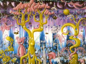 The World Catches Up to Kenny Scharf    ART IN AMERICA  |  JANUARY 20, 2011