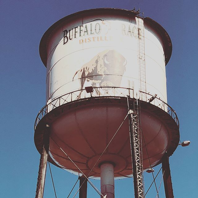 A little visit to Buffalo Trace