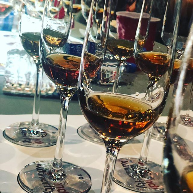 Getting my education on about some brandy. #thebrandyauthority #cocktailnerd #alwayslearning #brandy