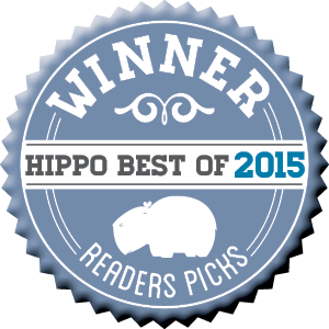 2015 Hippo Press winner Best Stylist- Samantha Courtois