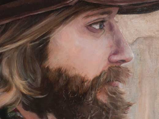 Nate, detail