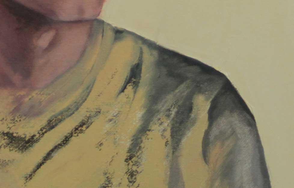 Matthew, detail