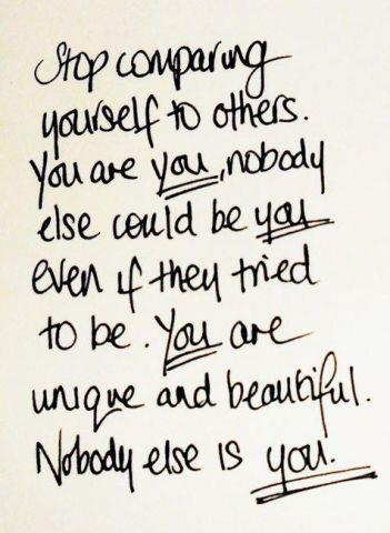 Not Comparing Yourself To Others Quotes Ataccs Kids