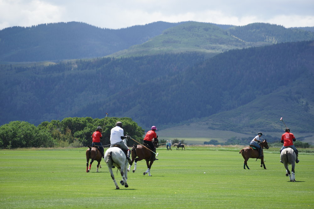 Polo on demand - Join Us, We'll provide the restIncluding the view