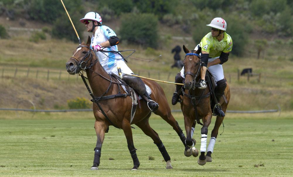 Carlitos Gracida of La Karina hits a reverse neck sh.JPG
