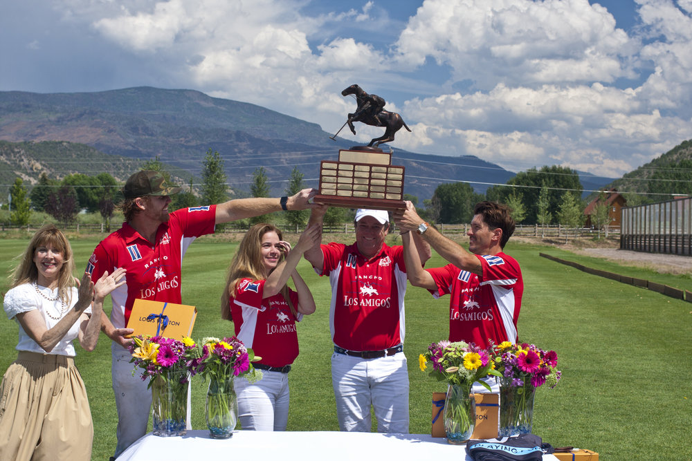 High Alpine Cup champions Los Amigos Red.JPG