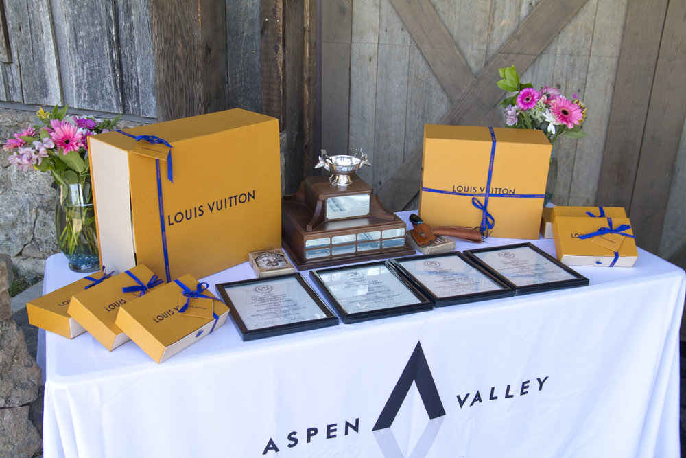 The trophy and awards table for the.JPG