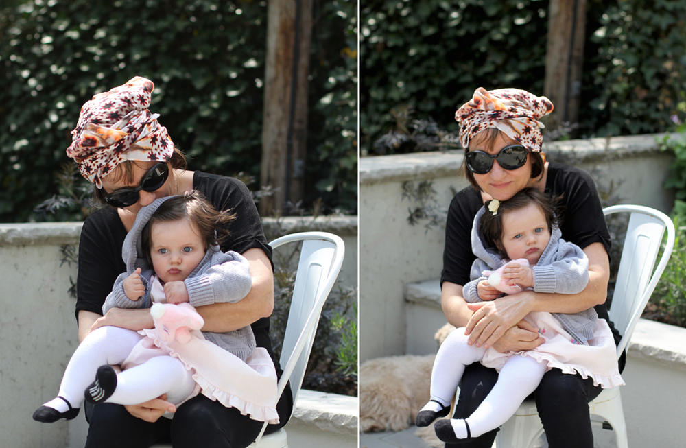 It's finally nice enough to really enjoy being outside, whether it's the backyard or the park. Everett and Alice have Yia Yia wrapped around their little fingers.