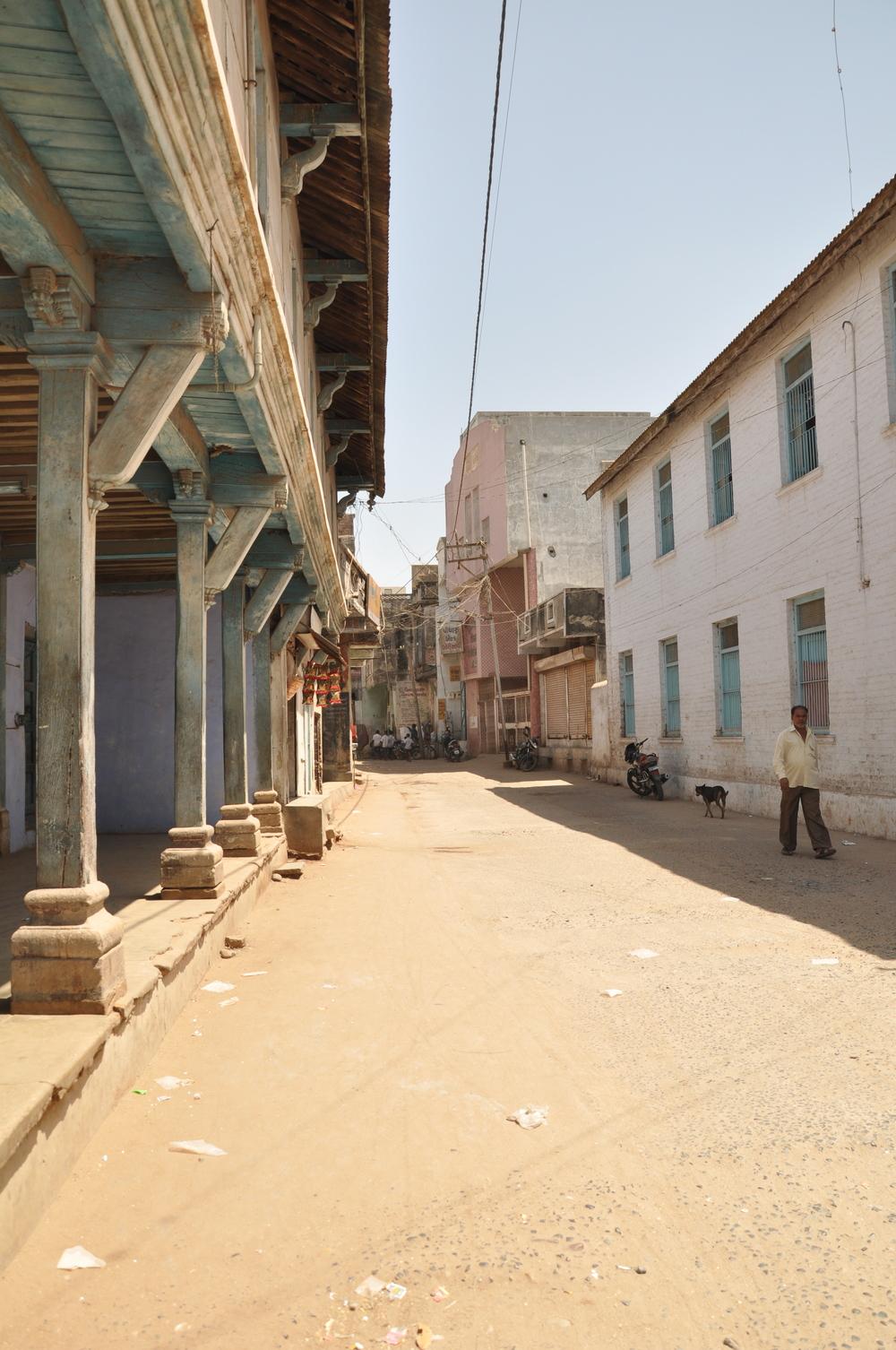 Boriavi: The village I focussed my research at