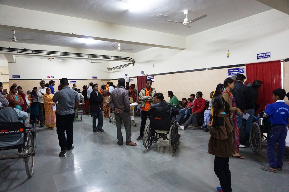 MY Hospital in Indore