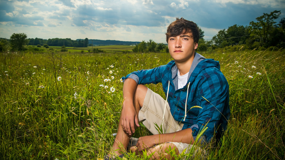 Greensburg Senior Pictures by Tony Urban Photography Somerset PA