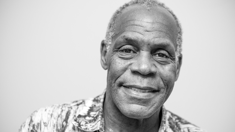 Danny Glover portrait by Tony Urban