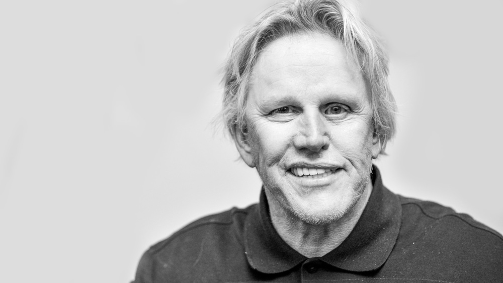 Gary Busey portrait by Tony Urban
