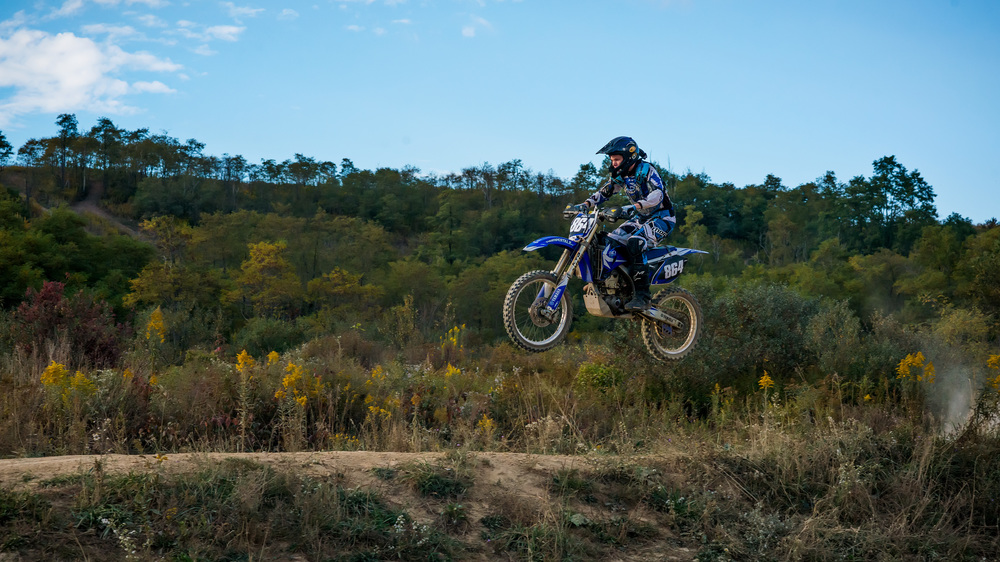 Dirt Bike Senior Pictures by Tony Urban Photography Somerset PA