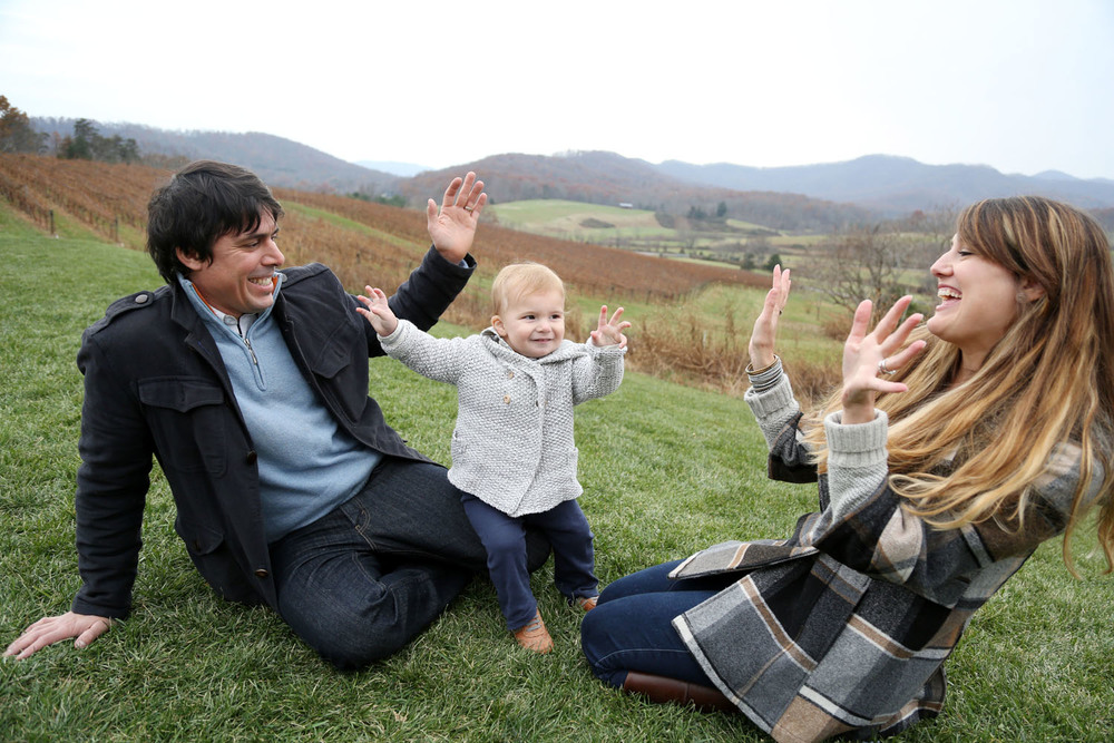 Family Portraits - On location or In home