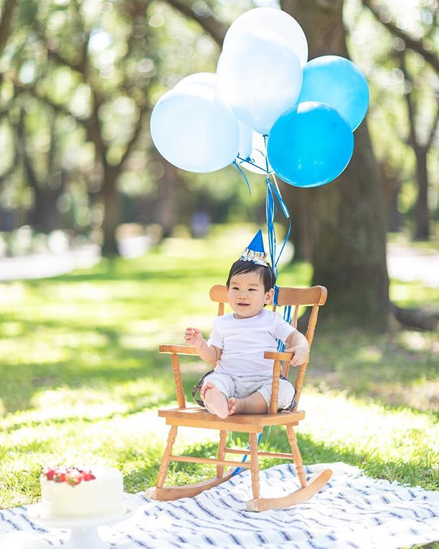 Birthday shoot for this little guy! #baoloiphoto #houstonphotographer #birthdayshoot