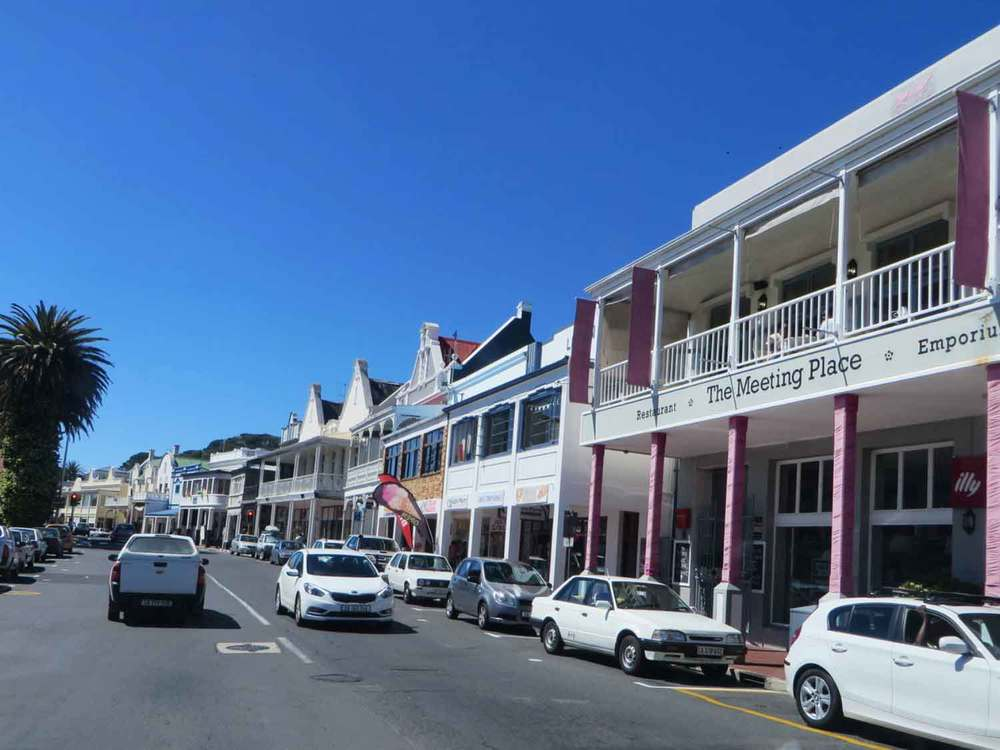 Simonstown Shopping South Africa
