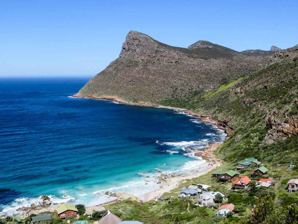 False Bay South Africa
