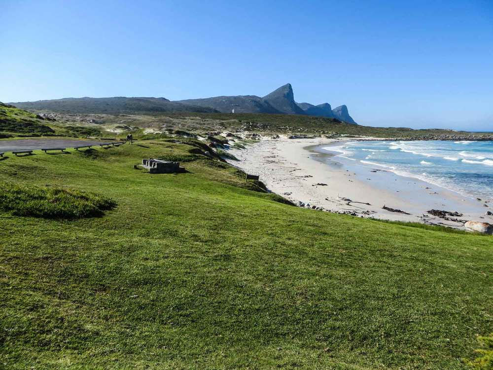 Cape Province Beach South Africa