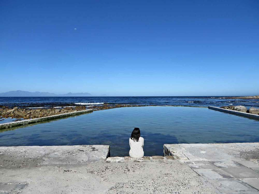 Tidal Pool Cape Province South Africa