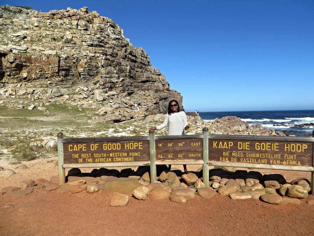 Cape of Good Hope Tausha Cowan