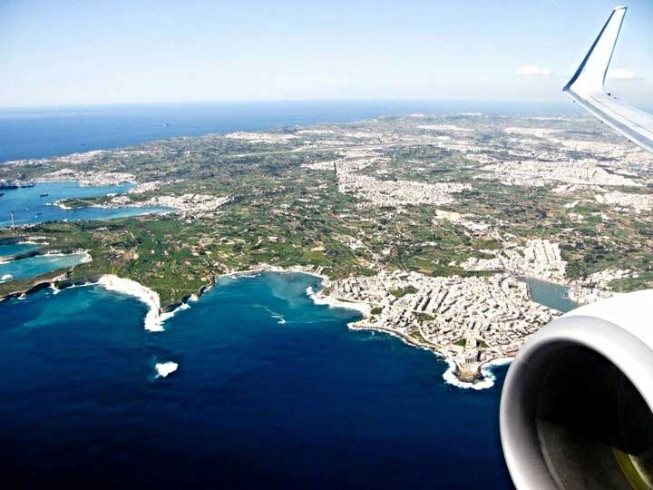 Plane-View-Malta