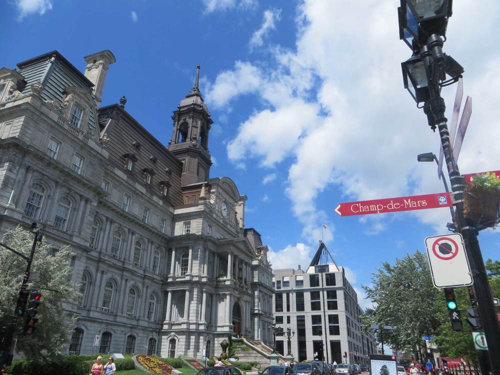 Montreal-Champs-Mars